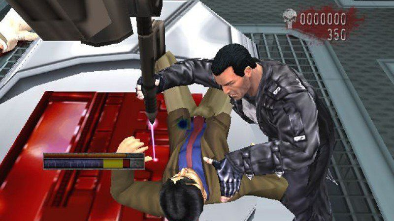 PlayStation 2 Justiceiro