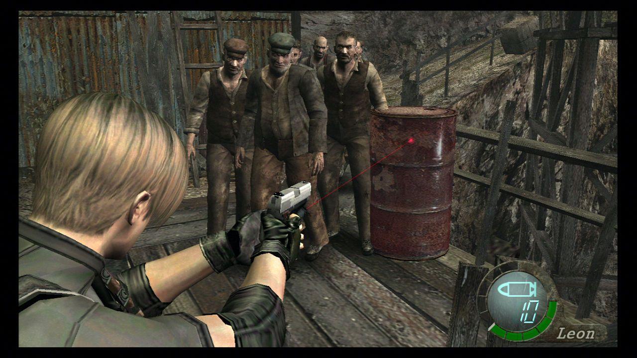 PlayStation 2 Resident Evil 4