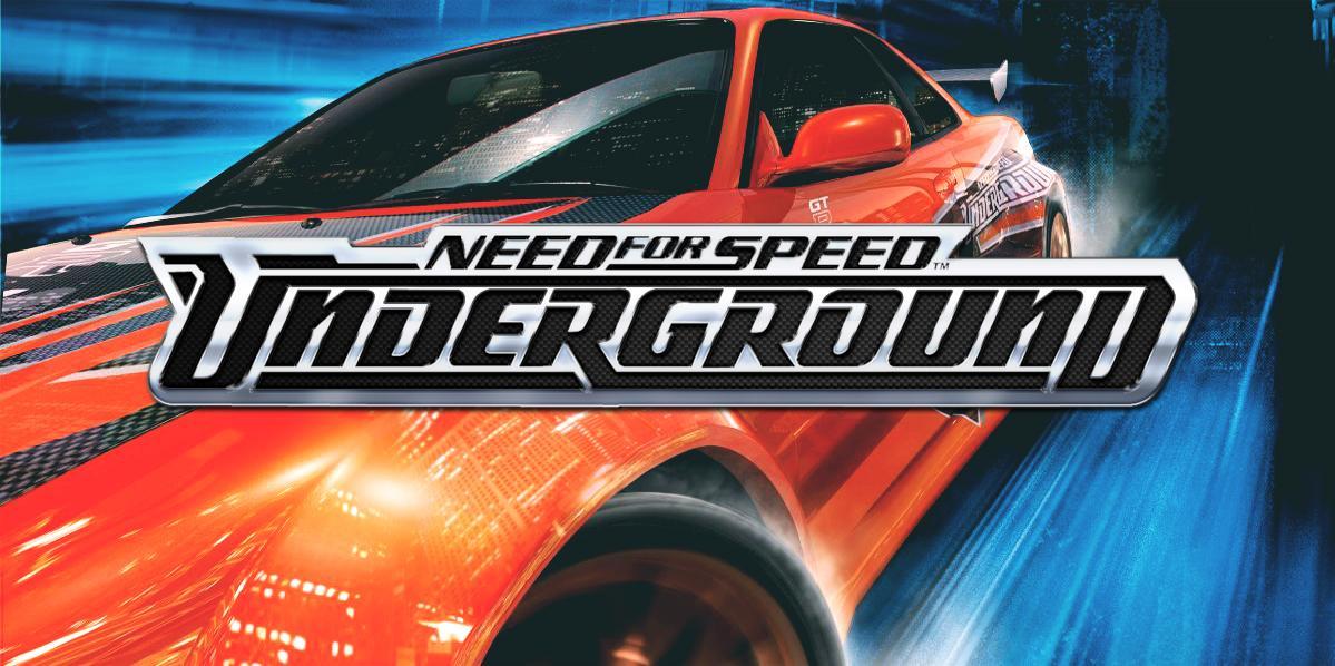 PlayStation 2 NFS Underground