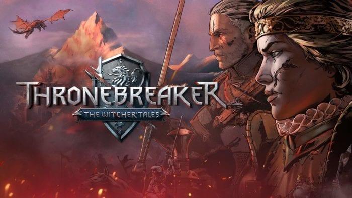 Thronebreaker Witcher