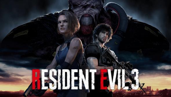resident evil 3 capa