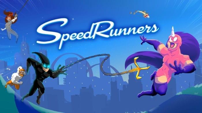 SpeedRunners heróis