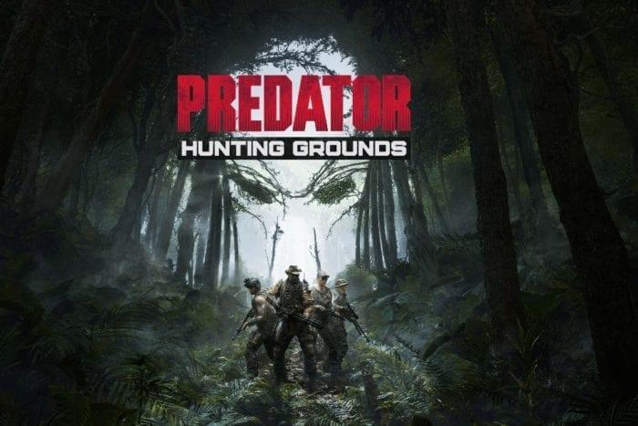 Predator Hunting Grounds Title