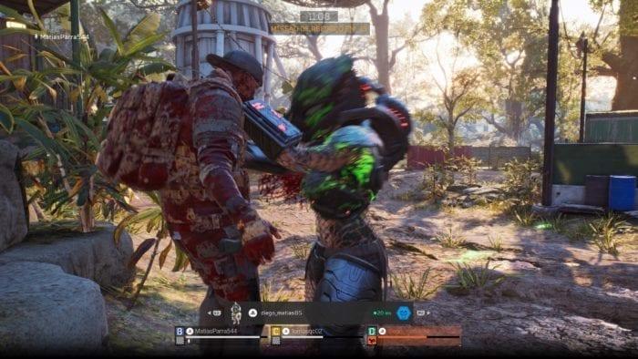 Predator: Hunting Grounds Fatality