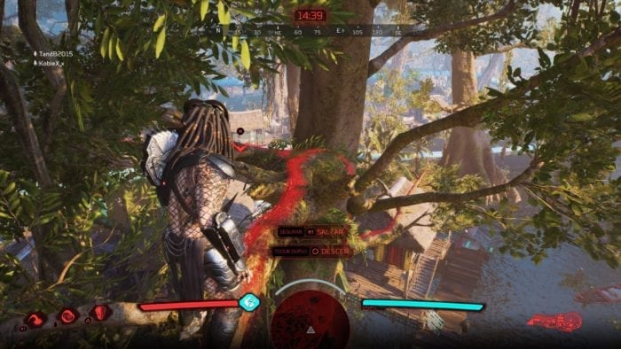 Predator: Hunting Grounds - Tree path