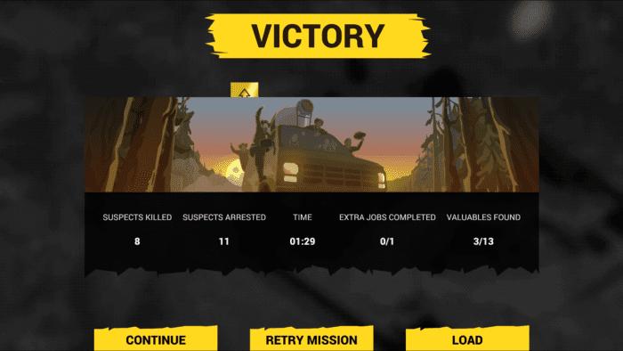 rebel cops vitória