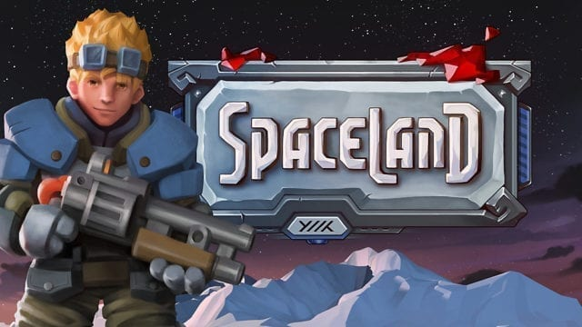 Spaceland Title