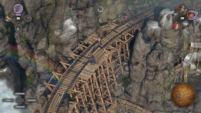Desperados 3 ponte