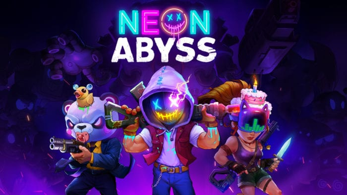 Neon Abyss cover