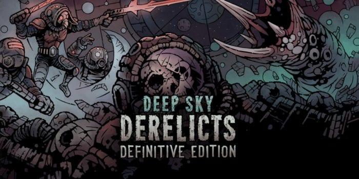 Deep Sky Derelitcs - Cover