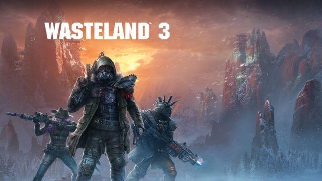 Wasteland 3 Title