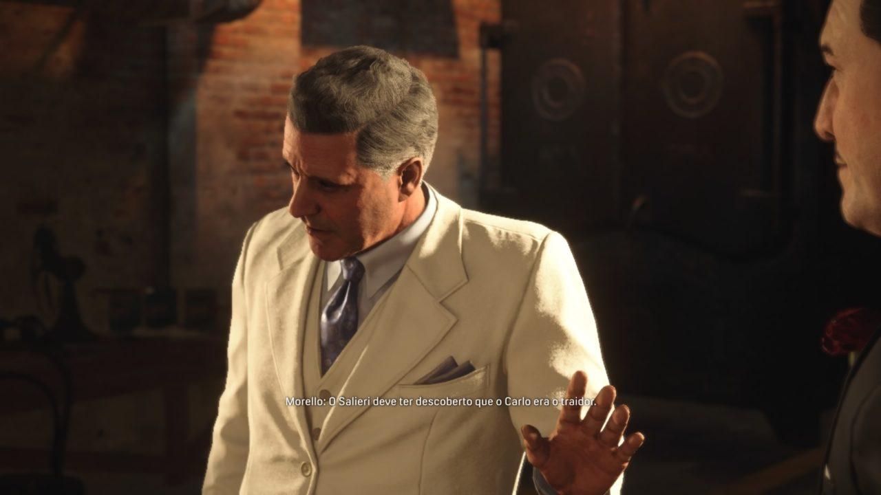Mafia: Definitive Edition Morello