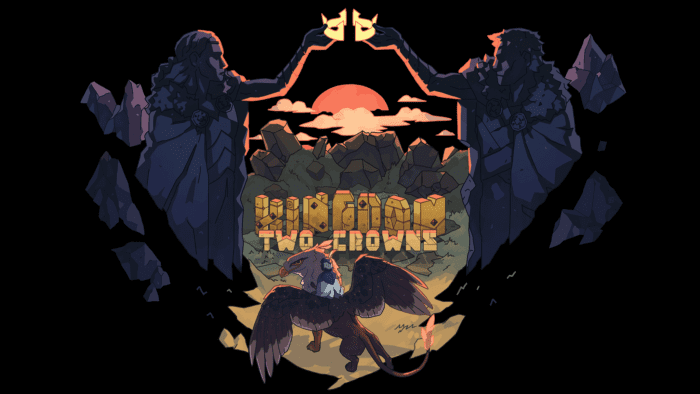 Kingdom Two Crowns Title