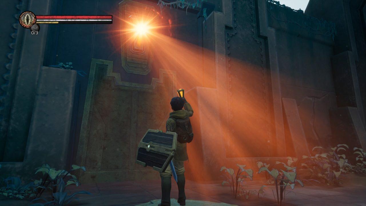 Chronos: Before the Ashes quebra cabeças