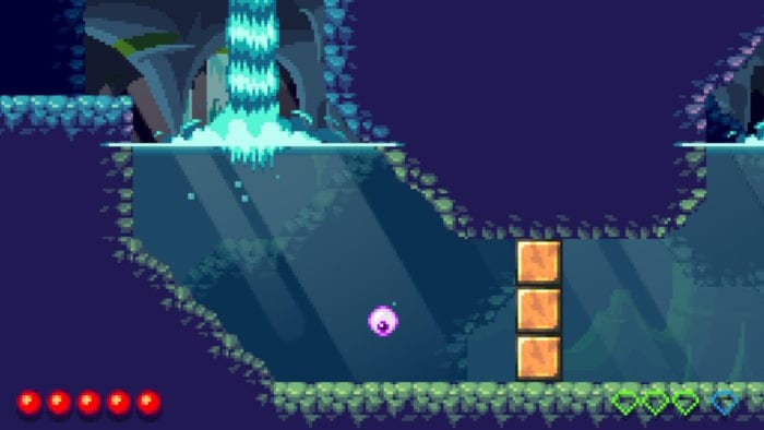 Witcheye - Fase da àgua