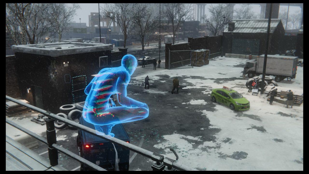 Spider-Man: Miles Morales invisível