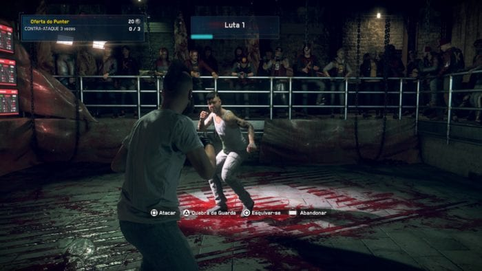 Watch Dogs Legion Boxing