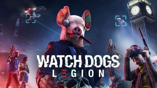WD Legion Title