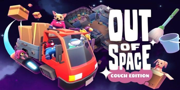 Imagem de título - Out Of Space