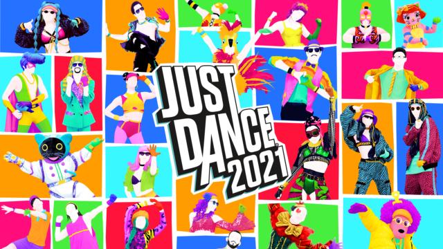 Just Dance 2021 Wallpaper