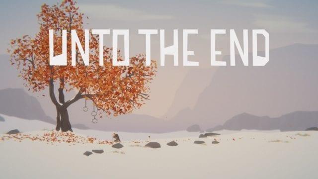 Capa do jogo - Unto the End