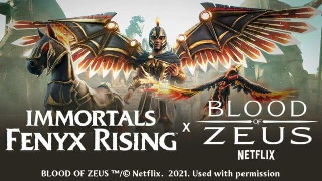 Immortals Fenyx Rising O Sangue de Zeus