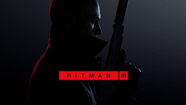 Lançamentos de jogos Hitman 3