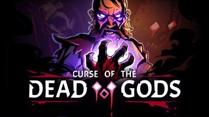 Curse of the Dead Gods Capa