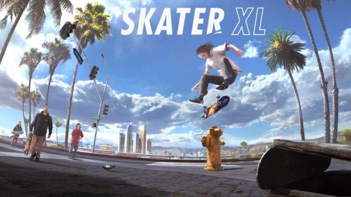 Capa do jogo Skater XL