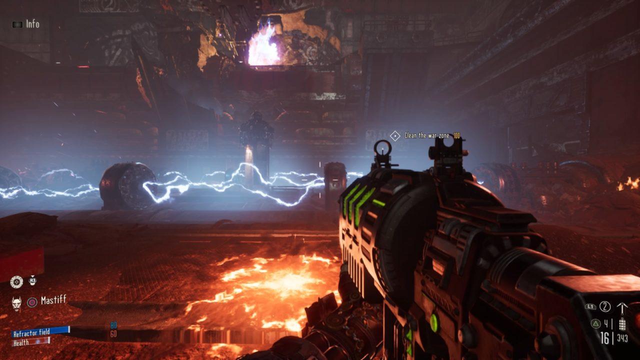 Necromunda: Hired Gun Fase 12