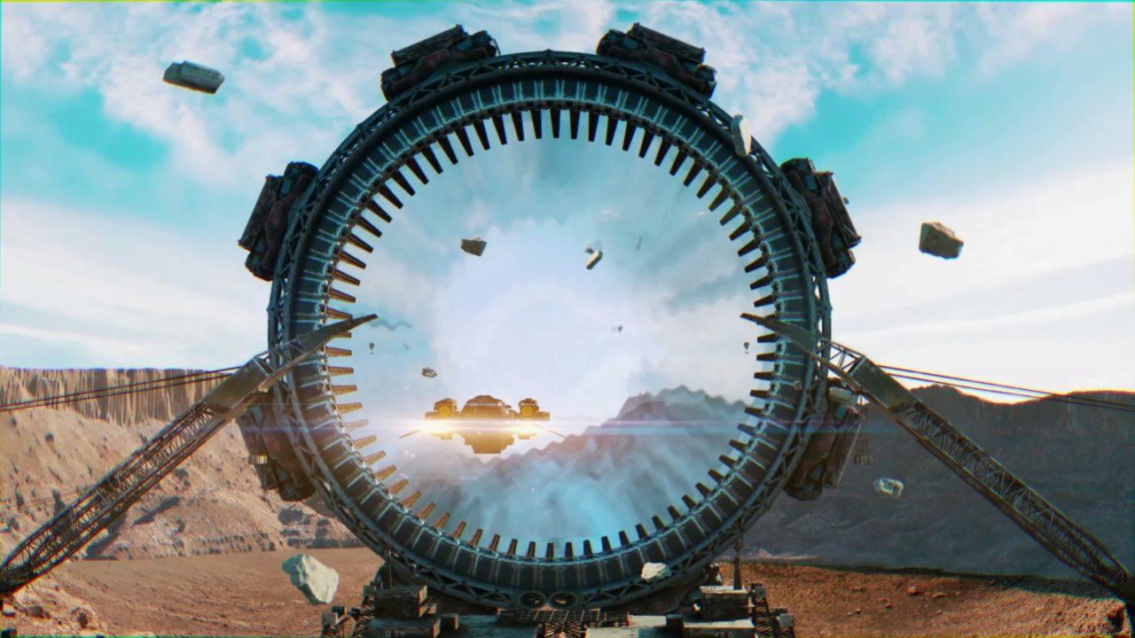 Wardens, referência a Stargate