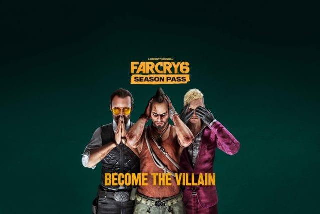 E3 Far Cry 6 Passe de Temporada
