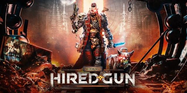 Review Necromunda: Hired Gun
