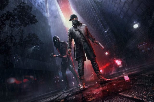 Aiden Pearce e Wrench Watch Dogs