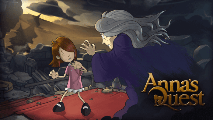 Review Anna's Quest