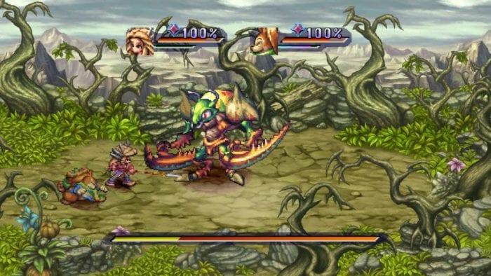 Legend of Mana Boss