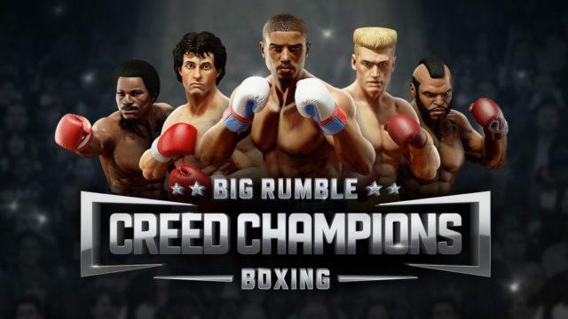 Creed Champions capa