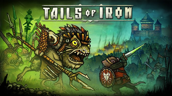 Review Tails of Iron
